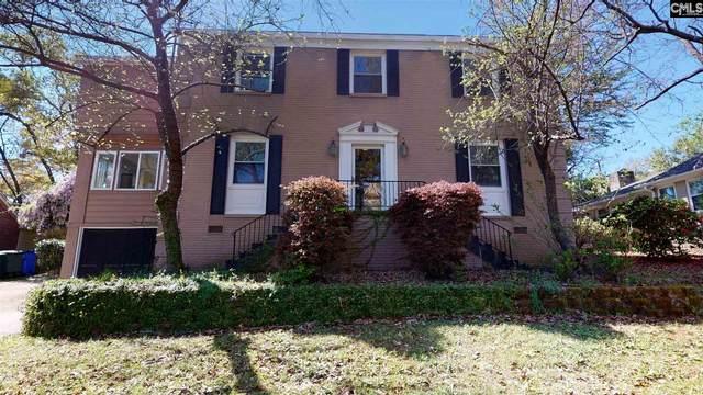 811 Arbutus Drive, Columbia, SC 29205 (MLS #514061) :: Home Advantage Realty, LLC