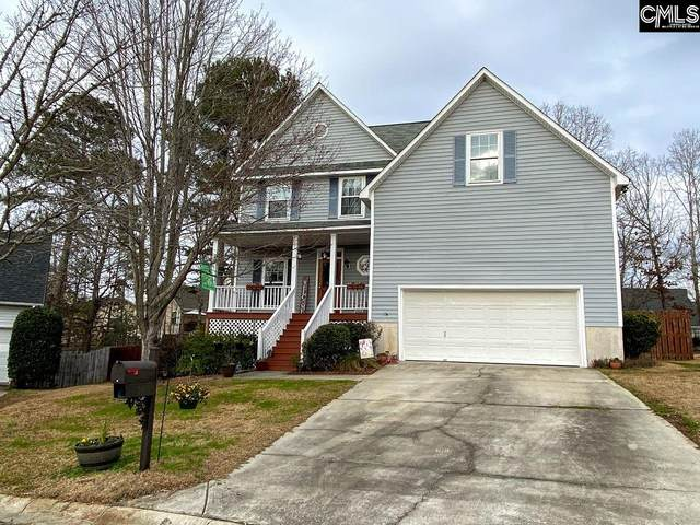 20 Maple Tree Court, Irmo, SC 29063 (MLS #514434) :: The Olivia Cooley Group at Keller Williams Realty