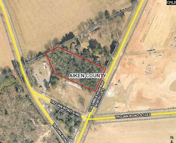 0 Columbia Hwy N, Monetta, SC 29105 (MLS #514501) :: Loveless & Yarborough Real Estate