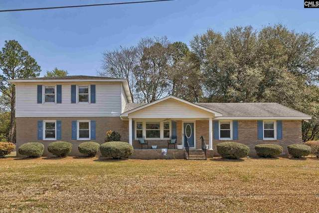 131 Timmerman Road, Swansea, SC 29160 (MLS #514528) :: The Olivia Cooley Group at Keller Williams Realty
