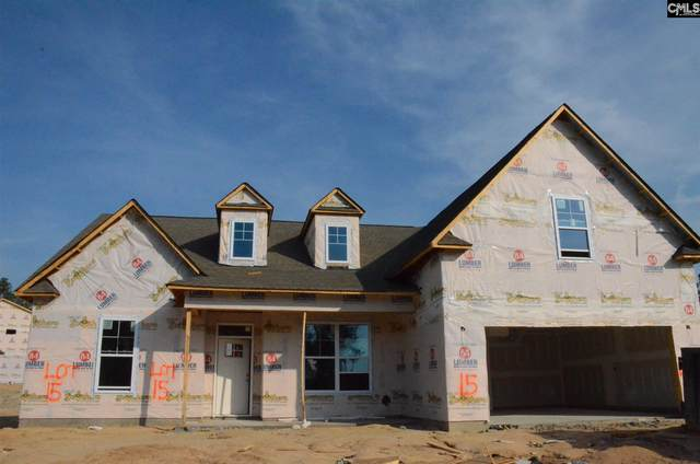 321 Baymont (Lot15) Drive, Blythewood, SC 29016 (MLS #514548) :: EXIT Real Estate Consultants