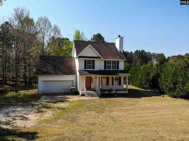 1003 Sease Road, Ridgeway, SC 29130 (MLS #514572) :: EXIT Real Estate Consultants