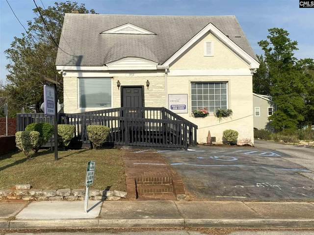 1412 Barnwell Street, Columbia, SC 29201 (MLS #514579) :: Loveless & Yarborough Real Estate