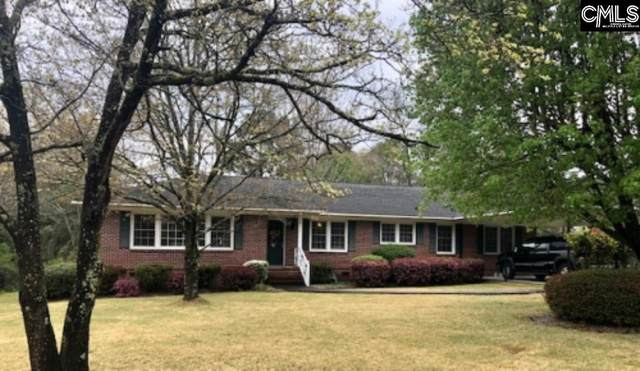 702 Elmore Street, Camden, SC 29020 (MLS #514681) :: EXIT Real Estate Consultants