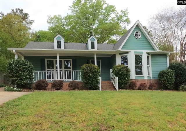 117 Hedgefield Road, Irmo, SC 29063 (MLS #514805) :: Loveless & Yarborough Real Estate