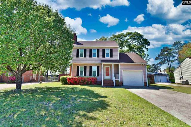 724 Sky Lane Drive, Hopkins, SC 29061 (MLS #514859) :: Home Advantage Realty, LLC