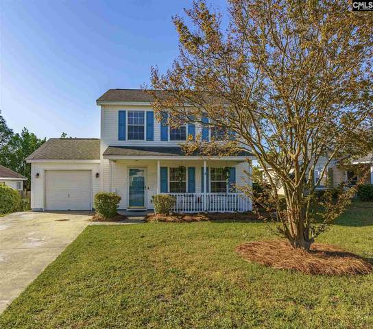 44 Glen Knoll Place, Columbia, SC 29229 (MLS #514877) :: Loveless & Yarborough Real Estate