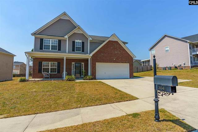 304 Baneberry Loop, Lexington, SC 29073 (MLS #514890) :: Resource Realty Group