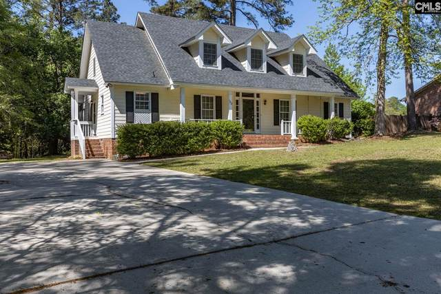 122 N Steeplechase Drive, Columbia, SC 29209 (MLS #514893) :: The Olivia Cooley Group at Keller Williams Realty