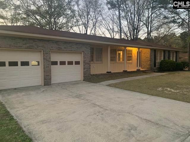 225 Glenshire Drive, Columbia, SC 29203 (MLS #514910) :: Loveless & Yarborough Real Estate
