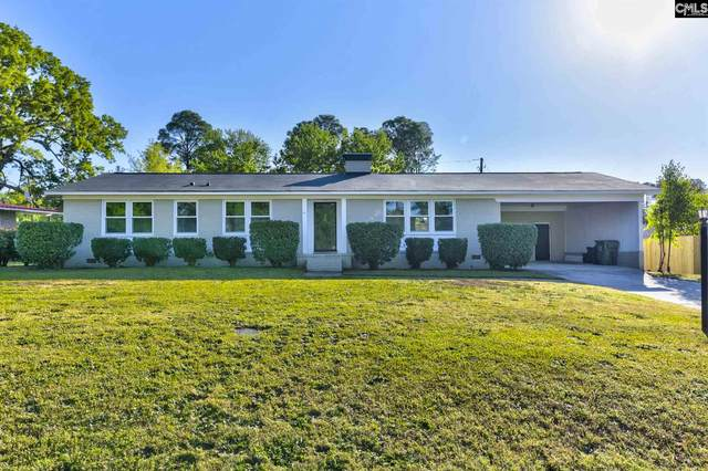1014 Henry Curtis Street, Columbia, SC 29209 (MLS #514959) :: The Olivia Cooley Group at Keller Williams Realty