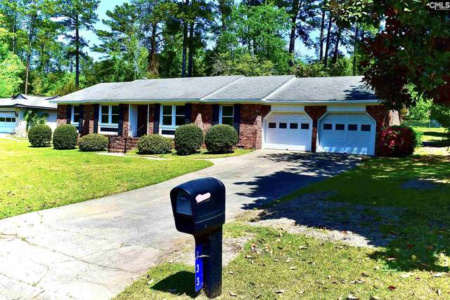 733 Tara Trail, Columbia, SC 29210 (MLS #514994) :: EXIT Real Estate Consultants