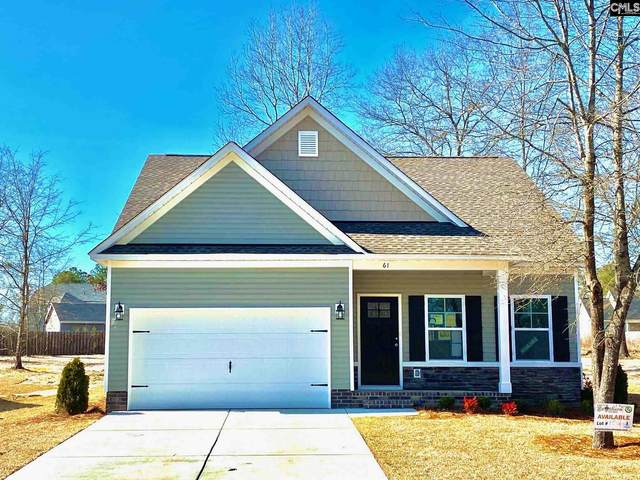 61 Brazilian Drive, Elgin, SC 29045 (MLS #515019) :: The Olivia Cooley Group at Keller Williams Realty