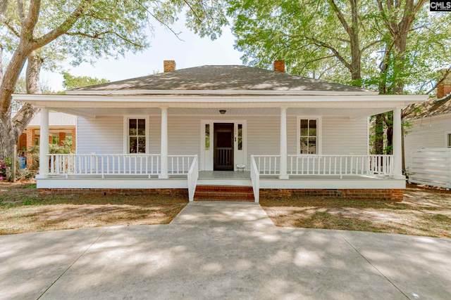 1206 Mill Street, Camden, SC 29020 (MLS #515056) :: Loveless & Yarborough Real Estate