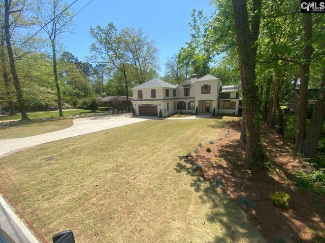 4765 Fernwood Drive, Forest Acres, SC 29206 (MLS #515082) :: Loveless & Yarborough Real Estate