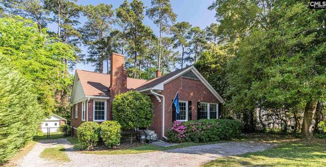 3031 Forest Drive, Columbia, SC 29204 (MLS #515092) :: Loveless & Yarborough Real Estate