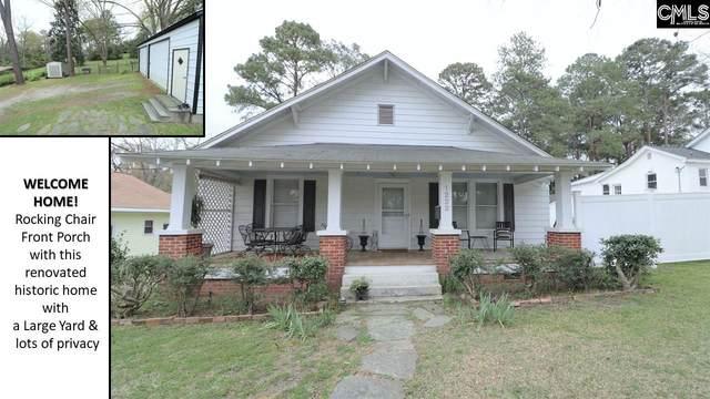 1222 Glenn Street, Newberry, SC 29108 (MLS #515116) :: EXIT Real Estate Consultants