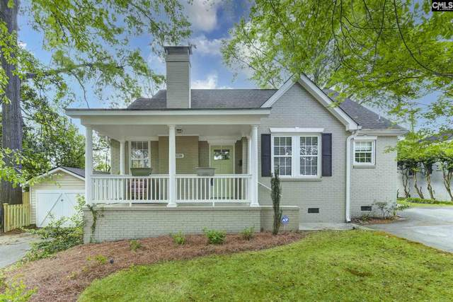 3218 Cannon Street, Columbia, SC 29205 (MLS #515182) :: Loveless & Yarborough Real Estate