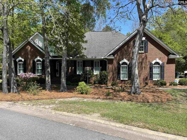 8 N Bolen Hall Court, Columbia, SC 29209 (MLS #515188) :: Loveless & Yarborough Real Estate