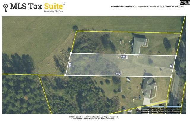 1072 Kingville Road, Gadsden, SC 29052 (MLS #515210) :: Resource Realty Group