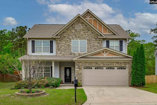 525 Teaberry Drive, Columbia, SC 29229 (MLS #515244) :: EXIT Real Estate Consultants