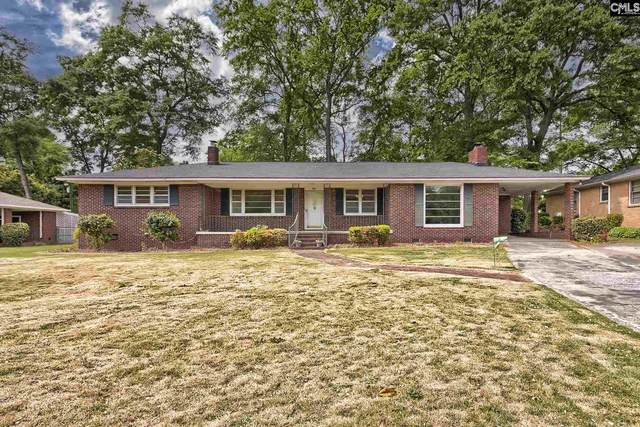 921 Ontario Drive, West Columbia, SC 29169 (MLS #515250) :: Loveless & Yarborough Real Estate