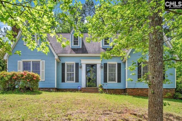 103 Cannon Dale Road, Columbia, SC 29212 (MLS #515260) :: Loveless & Yarborough Real Estate
