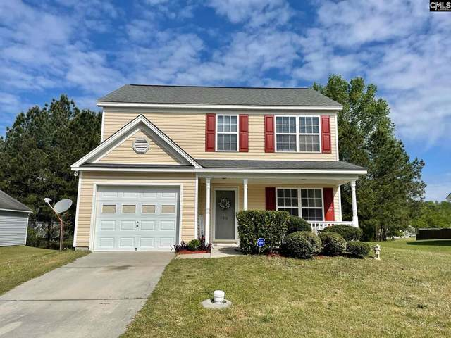 316 Hester Court, Columbia, SC 29223 (MLS #515299) :: EXIT Real Estate Consultants