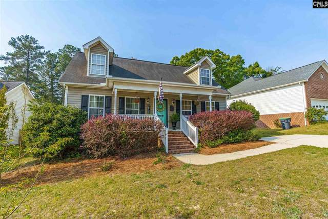 106 Bradford Hill Dr, West Columbia, SC 29170 (MLS #515317) :: EXIT Real Estate Consultants
