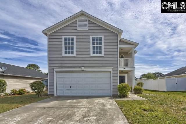 142 Arthurdale Drive, West Columbia, SC 29170 (MLS #515365) :: EXIT Real Estate Consultants