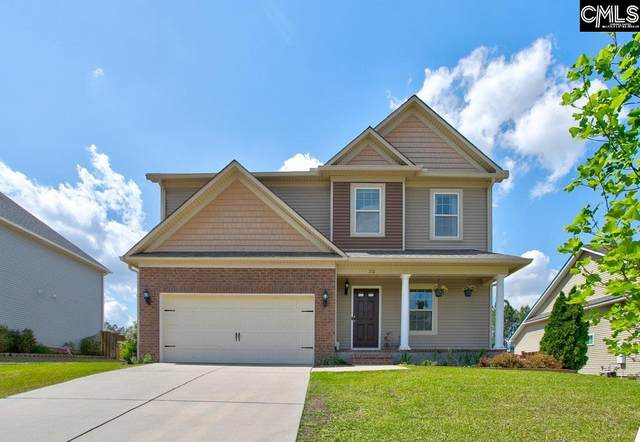 216 Bronze Bluff Court, Lexington, SC 29073 (MLS #515611) :: Fabulous Aiken Homes