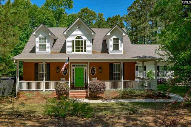 854 Ruth Vista Road Road, Lexington, SC 29073 (MLS #515624) :: Fabulous Aiken Homes