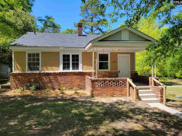 1209 Sycamore Avenue, Columbia, SC 29203 (MLS #515996) :: Loveless & Yarborough Real Estate