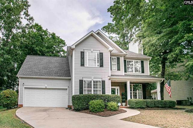 160 Highcrest Lane, Lexington, SC 29072 (MLS #516137) :: The Olivia Cooley Group at Keller Williams Realty