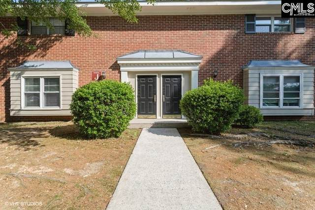 1100 Skyland Drive J-3, Columbia, SC 29210 (MLS #516168) :: The Olivia Cooley Group at Keller Williams Realty