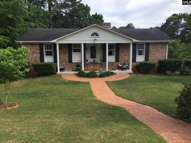 203 Calvert Street, Winnsboro, SC 29180 (MLS #516264) :: Loveless & Yarborough Real Estate