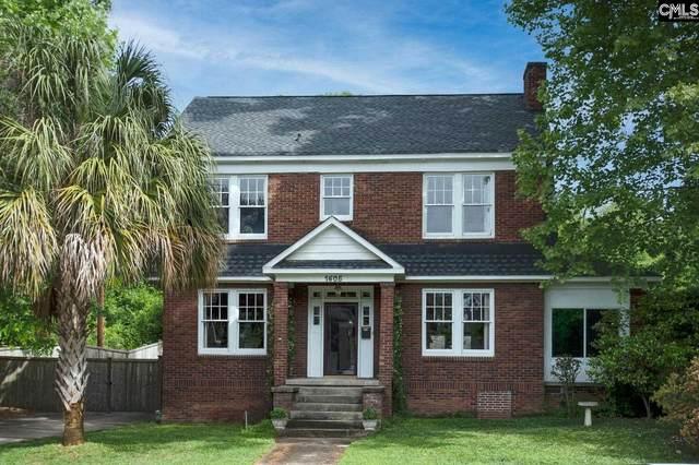 1605 Hollywood Drive, Columbia, SC 29205 (MLS #516346) :: Loveless & Yarborough Real Estate