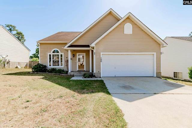 120 Appletree Lane, West Columbia, SC 29170 (MLS #516407) :: The Olivia Cooley Group at Keller Williams Realty