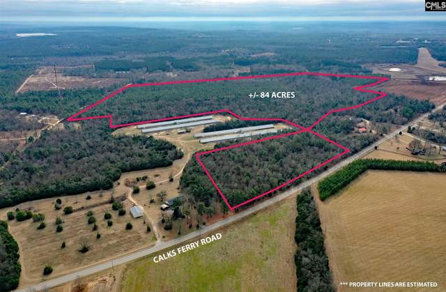 0 Calks Ferry Road, Leesville, SC 29070 (MLS #516472) :: Metro Realty Group