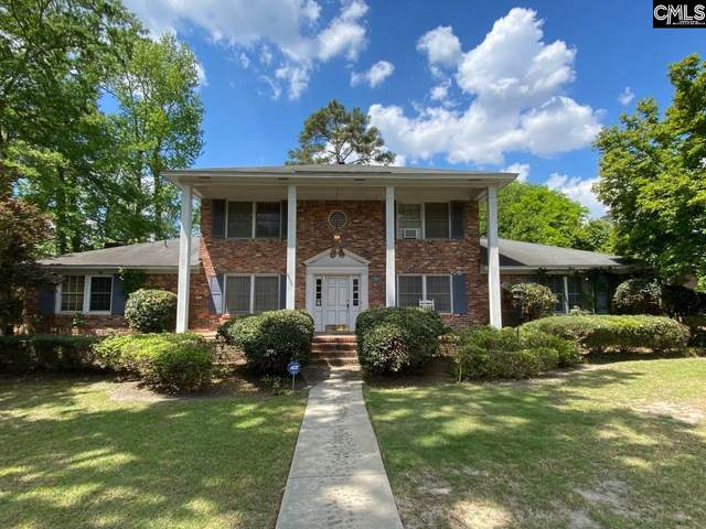 4208 Ivy Hall Drive, Columbia, SC 29206 (MLS #516492) :: Loveless & Yarborough Real Estate