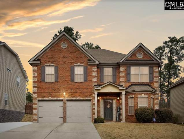 330 Ashburton Lane, West Columbia, SC 29170 (MLS #516587) :: The Olivia Cooley Group at Keller Williams Realty