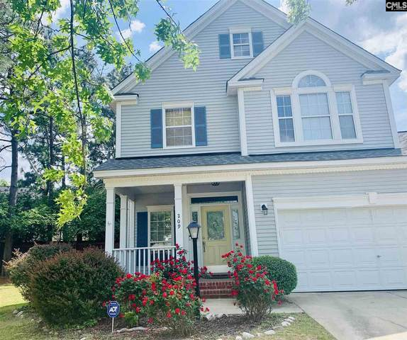 209 Ridge Spring Drive, Columbia, SC 29229 (MLS #516640) :: Metro Realty Group