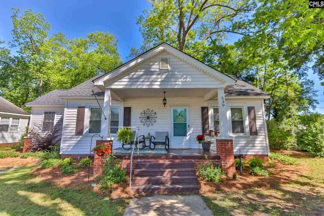 539 West Railroad Avenue, Batesburg, SC 29006 (MLS #516707) :: EXIT Real Estate Consultants