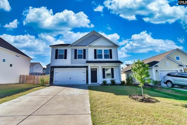 348 Oristo Ridge Way, West Columbia, SC 29170 (MLS #516709) :: EXIT Real Estate Consultants