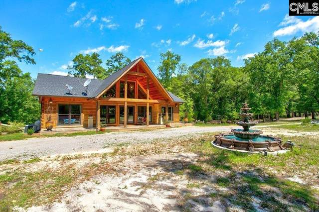 1258 Pine Road, Camden, SC 29020 (MLS #516740) :: The Latimore Group