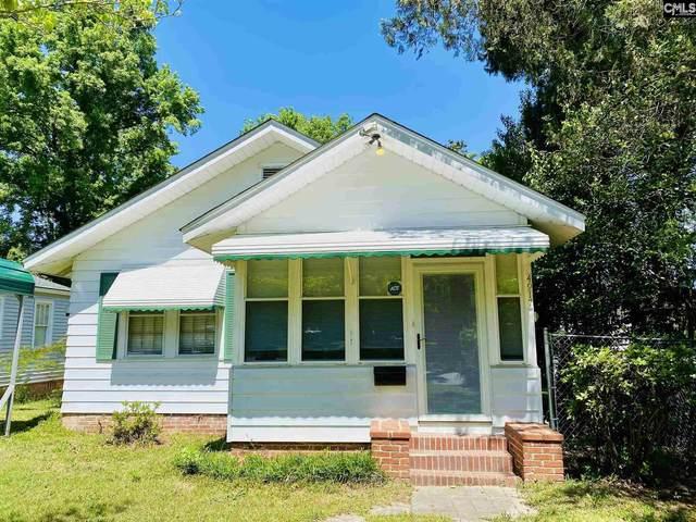 4917 Burke Ave., Columbia, SC 29203 (MLS #516765) :: EXIT Real Estate Consultants