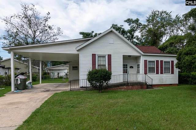 1221 Whitney Street, Columbia, SC 29201 (MLS #516879) :: Loveless & Yarborough Real Estate