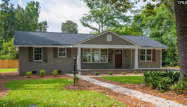 4020 Hanson Avenue, Columbia, SC 29204 (MLS #517070) :: The Neighborhood Company at Keller Williams Palmetto