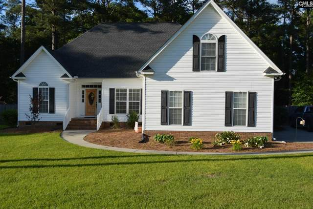 36 Falling Leaf Lane, Elgin, SC 29045 (MLS #517188) :: EXIT Real Estate Consultants