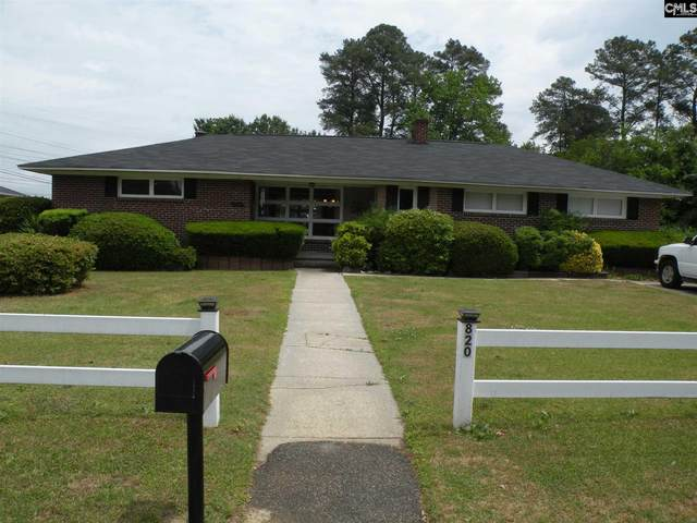 820 Skyland, Columbia, SC 29210 (MLS #517283) :: EXIT Real Estate Consultants